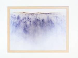 """Nisch, Philotheus: Serie: : """"Gipfel"""", 2015, Fotogramm, C-Print, 30 x 40 cm, Preis auf Anfrage"""