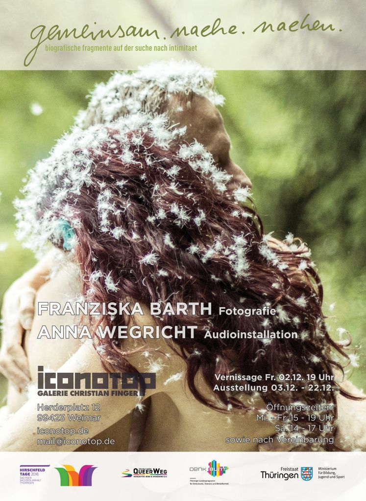Iconotop alerie Weimar Franziska Barth