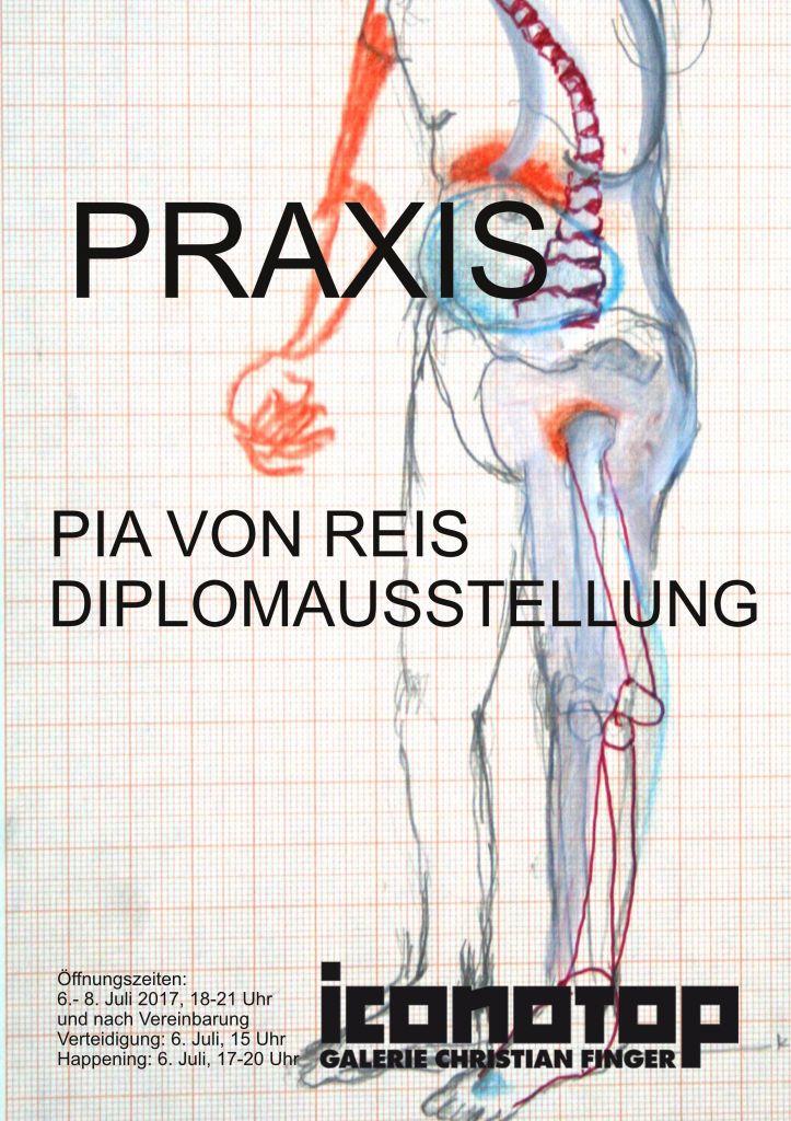 Pia von Reis Galerie Weimar Iconotop